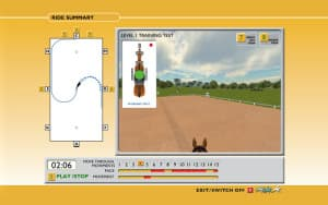 Simulator screen 1