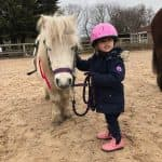 Pony Rides For Children-Friday 4th June